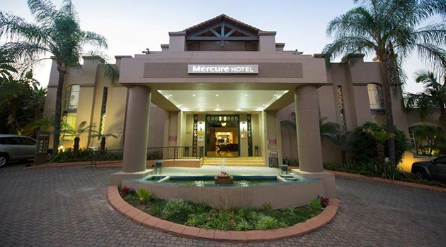 Mercure Hotel Nelspruit - accommodation Nelspruit - Mpumalanga