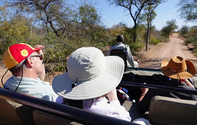 Moriti Private Safaris - Kruger National Park